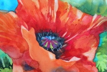 Glorious Watercolors / by Cindy Ponciano