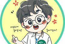 EXO fanart