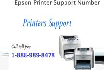 Epson Printer Customer Support Phone Number / Dial the toll free no. 1-888-591-8280 If you are experiencing any kind of issue with your Epson Printer. Dial-ling this no. will land your call to one of the expert