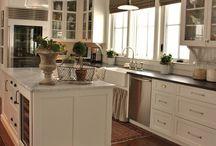 Kitchen Ideas / by Nancy Newsom
