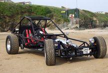 Sand rail