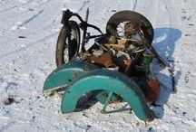 Barnfinds Harley Davidson
