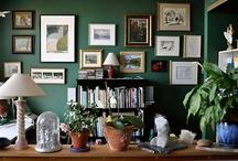 HOME « Gallery Walls / by Lauren Stubel