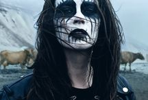 Black Metal / Almost all pins are about Black metal.
