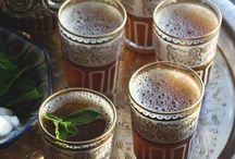 Atay- Moroccan mint tea / Marokkói mentatea / moroccan mint tea