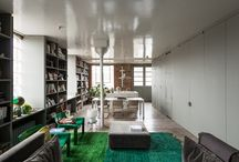 Favorite designers / Designers which are find it inspiring. They product, projects and interiors.