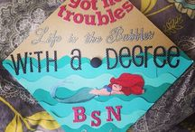 Graduation / Cap ideas  / by Mikalyn Reece