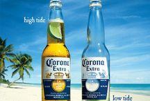 Corona Beer Advertisements