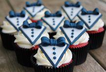 Men's cupcakes / Mens cakes