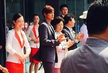 Lee Min Ho - Lotte Duty Free Shop Grand Opening in Jeju - 19.06.2015