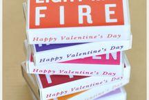 valentines day crafts / by Kristin Michelle