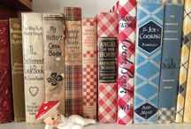 Vintage cookbooks / by Leslie Spano