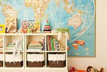 Britton and Cohens room / by Tonii Johnson