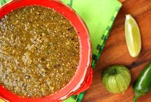 authentic mexican salsas