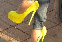 Shoe Obsession / by Bri Boehning