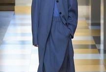 Couture Minimalist / Designed by minimalist designers (e.g Yohji Yamamoto & Jill Sander)