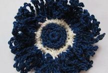 Crochet Projects (other than scarves)