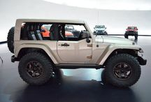 Wrangler / Jeep roof