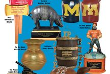 Father's Day for the Big Ten Dad / Give your Big Ten Dad a piece of Big Ten Tradition this Father's Day. Whether he's a Badger, Boiler, Buckeye, Fighting Illini, Gopher, Hawkeye, Hoosier, Spartan or Wolverine…we've got you covered. www.rivalrytrophy.com