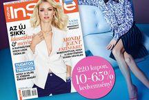 InStyle 2015. május / Megjelent az új InStyle JOY Napok kuponfüzettel! Vásároljatok 10-65 % kedvezménnyel május 7-8-9-én.