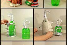 plastik şişe tasarımları