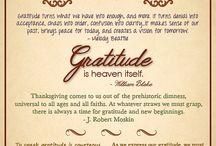 More Gratitude, Less Attitude
