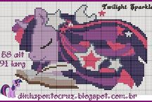 Cross stitch - My little pony