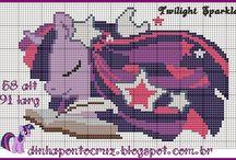 Cross stitch - My little pony