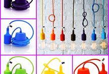 Color lights / Now you can buy them online in our new eshop.  www.alhambra.cz