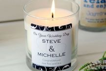 Wedding gifts / Personalised gifts for the happy couple