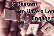 5 Reasons to Have a Long Engagement / If you are feeling rushed or think a long engagement is a bad thing, here are a few reasons you will want to reconsider. http://www.kimberleyandkev.com/5-reasons-long-engagement/