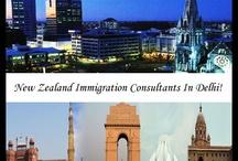 New Zealand Immigration Consultants In Delhi!