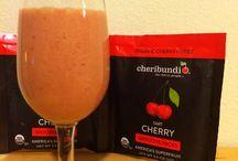 Cheribundi Smoothie Packs / by cheribundi