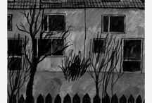 serier & sånt / by Frida Stenmark