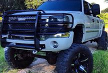 Awesome Duramax and Chevy Trucks