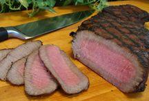 Marinade for beef roast