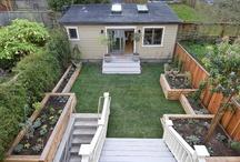 Back Yard/Garden / by Julia