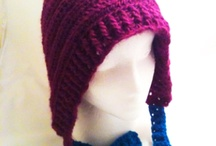 Handmade Hats by Tafferty Designs / A collection of handmade hats - knitted and crocheted  -  exclusive to Tafferty Designs