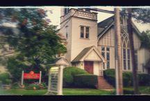 Around Amityville / photos of my town.
