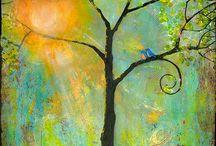 trees / by Kim Halter