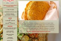 Sitar Restaurant / http://www.sitarnewhaven.com