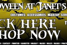 Janet's Closet Store / View the inside of our store and see what we're all about!