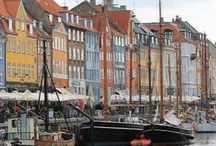 Travelling Around Denmark