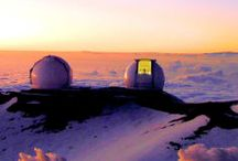 OBSERVATORIES IN PHOTOGRAPHY / Beautiful Observatories from all around the world. / by MARK BELUGAS