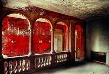 Abandoned / by Simona Simone