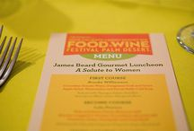 James Beard Luncheon - #PDFW 2015