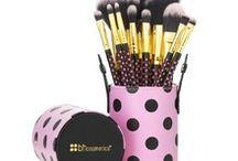 Pinceau makeup et aprentissage makeup