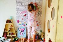 Childrens bedrooms and playrooms