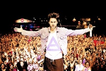 Jared and his friends AKA 30 seconds to mars