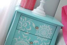 End table redo / by Laurie Lugenbeel-White